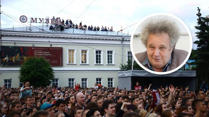 «Нужно полмиллиарда, чтобы на всех площадках были хедлайнеры»: Горенбург — о новой«Ночи музыки»
