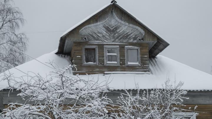 Дрова и колонки: как живет район Фактория в Архангельске