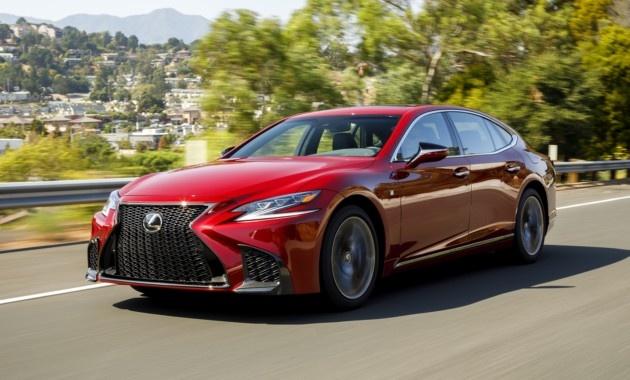 Cамый главный Lexus: названы цены на новое поколение