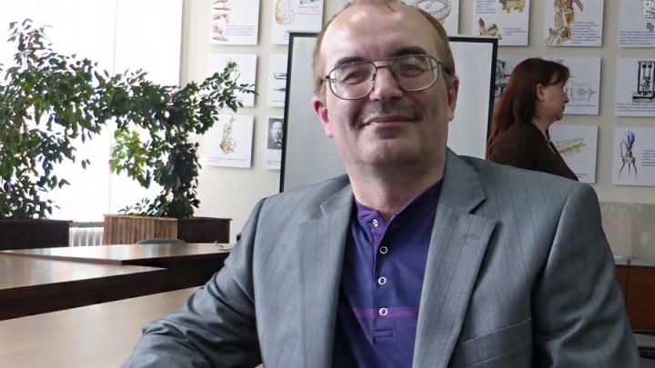 Писатель Игорь Маранин выпустил новую книгу о загадках Новосибирска