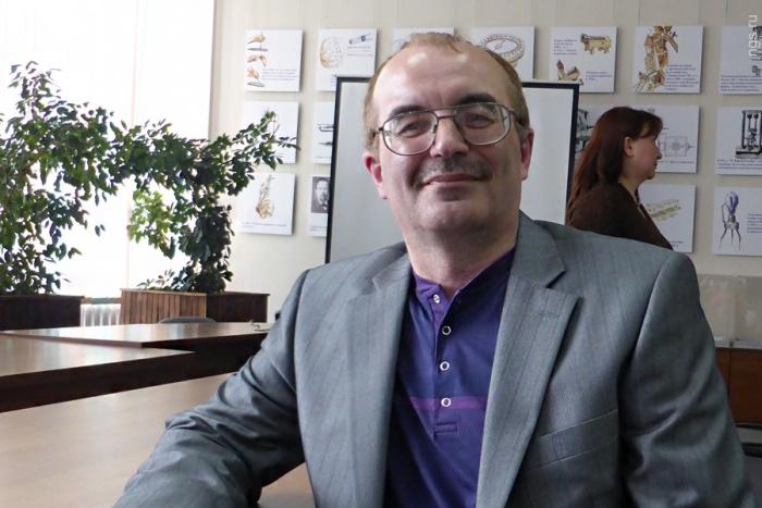 Игорь Маранин —историк по образованию
