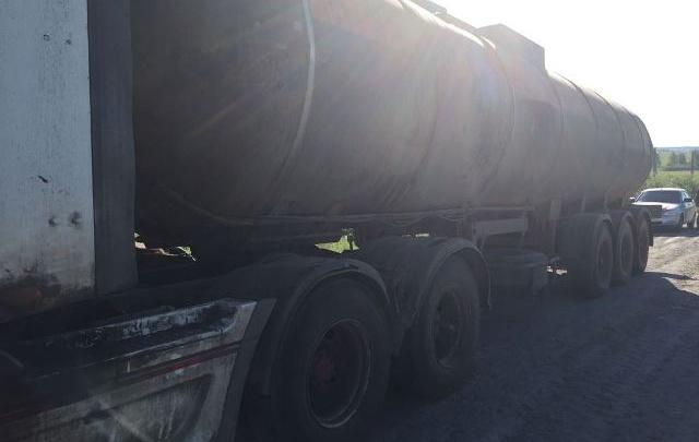 Взяли с поличным: в Башкирии поймали двух жителей Татарстана, укравших цистерну нефти