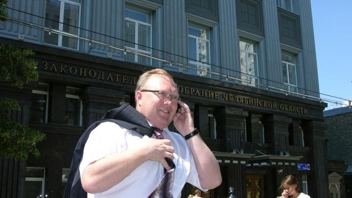 У депутата Заксобрания Челябинской области прошли обыски