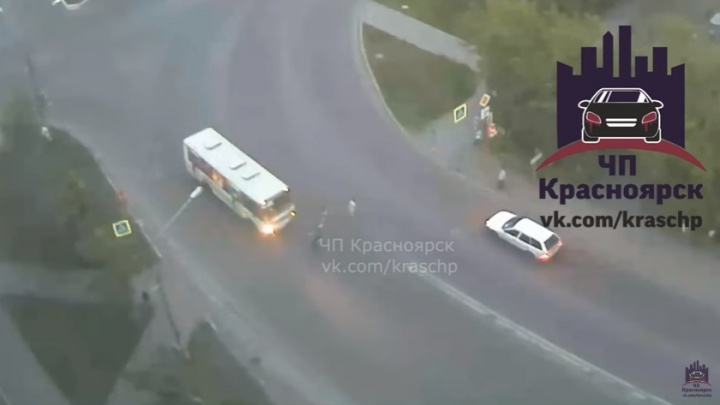 Автобус сбил насмерть ребёнка на пешеходном переходе