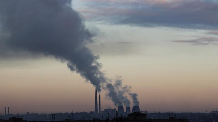 Росприроднадзор опроверг информацию о том, что источник выбросов в Омске установлен