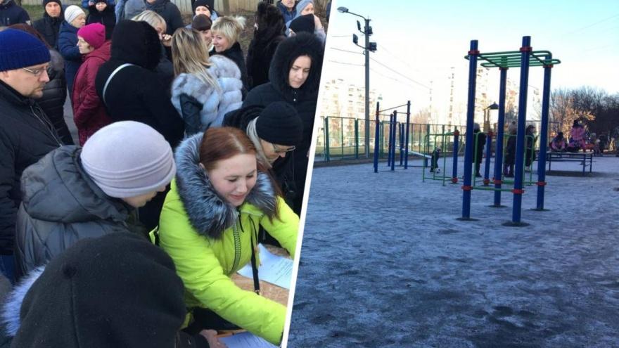 Школа или стадион: жители Ростова голосуют, что им нужнее на Темернике