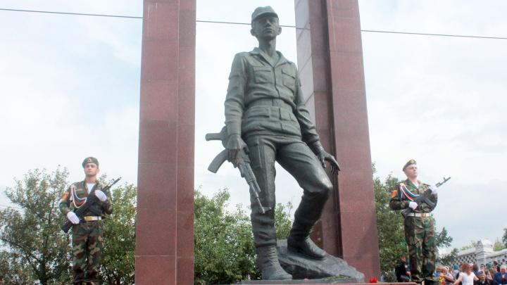 В Красноярске решено провести постановочный бой советских солдат с афганскими боевиками