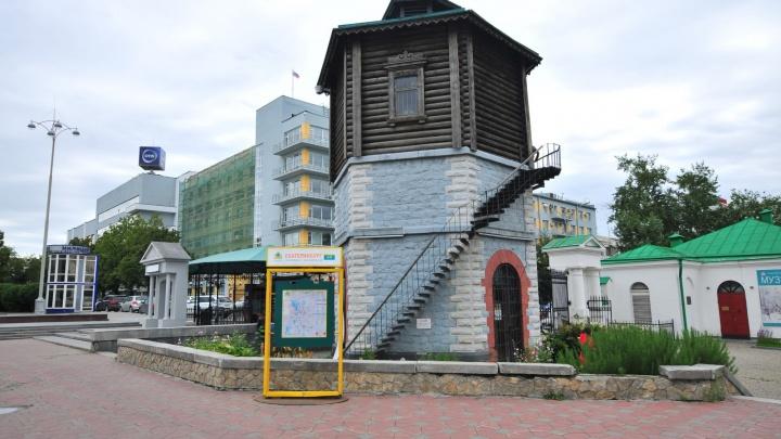 Заходите в Водонапорную башню: у музея на Плотинке появился новый хранитель-летописец
