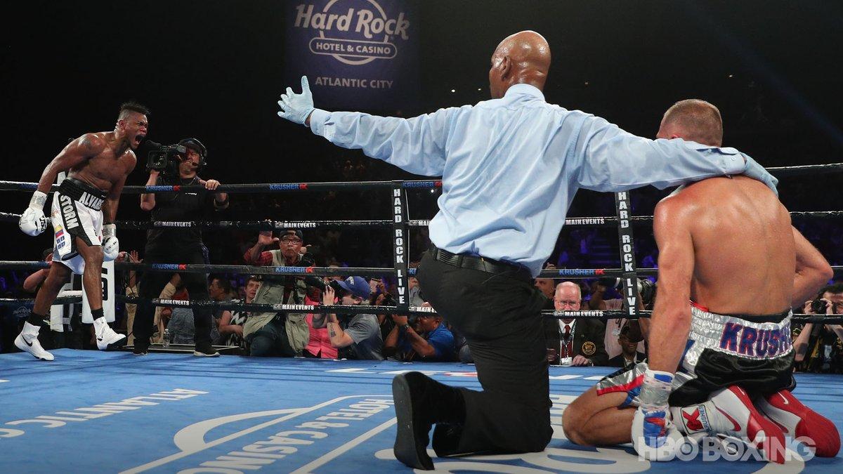 В своей карьере Сергей Ковалёв проигрывал лишь двоим боксёрам, у Андре Уорда взять реванш не удалось