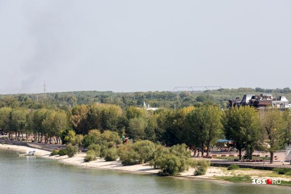 Как будет выглядеть обновленный парк, предложили выбрать ростовчанам