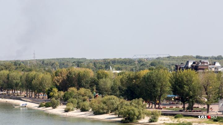В ростовском парке «Левобережный» построят фонтан