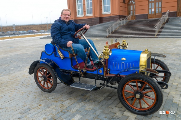 Сначала мы подумали, чтоLion-Peugeot Type VA игрушечный