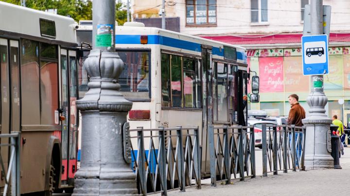В Перми два автобуса вернутся на прежние маршруты