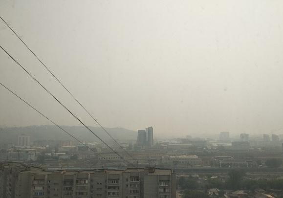 Четыре города Красноярского края вошли в список самых грязных мест страны