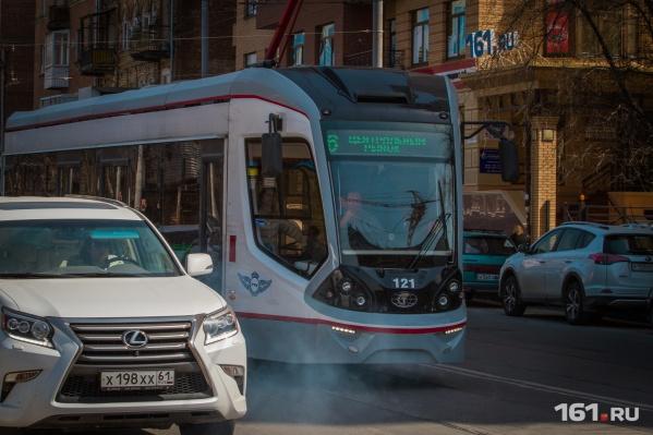 Скоростной трамвай может стать альтернативой метро