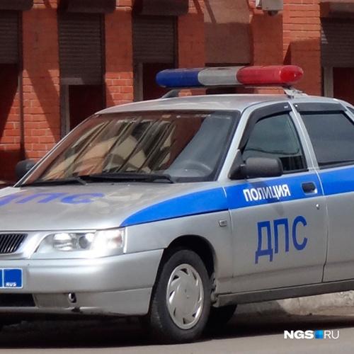 Водитель «Ларгуса» оштрафован за опасный маневр на трассе