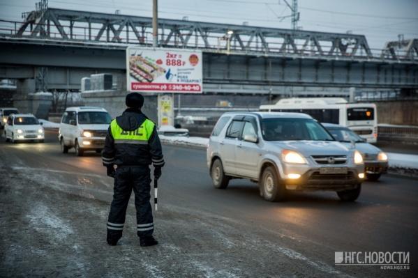 Чтобы вернуть свою машину со спецстоянки, бердчанам придётся съездить в Новосибирск
