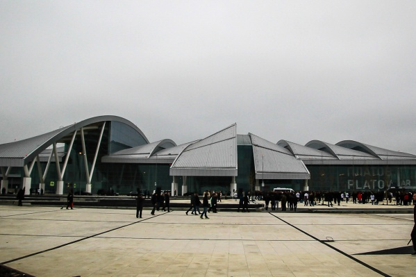 В 2018 году Платов обслужил более 3,2 миллиона пассажиров