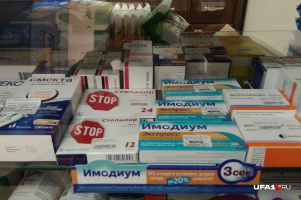 При пищевых отравлениях в Минздраве порекомендовали дать пострадавшему энтеросорбент