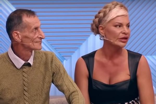 Эпатажная ростовчанка вновь побывала на передаче «Пусть говорят»