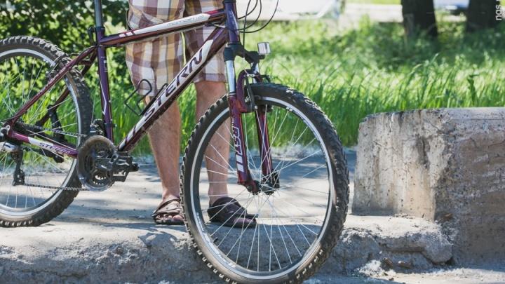Велосипедиста обязали заплатить 30 тысяч за наезд на ребёнка во дворе