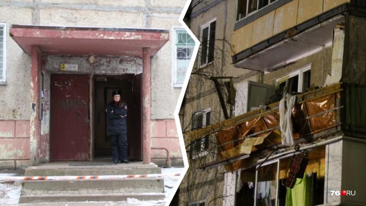 Взрыв газа на Панина: семья пострадавшего студента рассказала, что произошло в их квартире в ту ночь