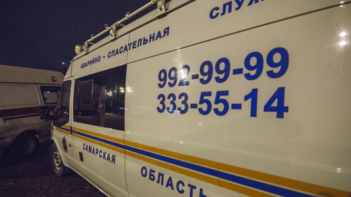 В Ставропольском районе спасатели всю ночь искали двоих мужчин