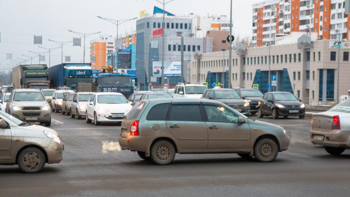 На Московском шоссе увеличат количество парковок