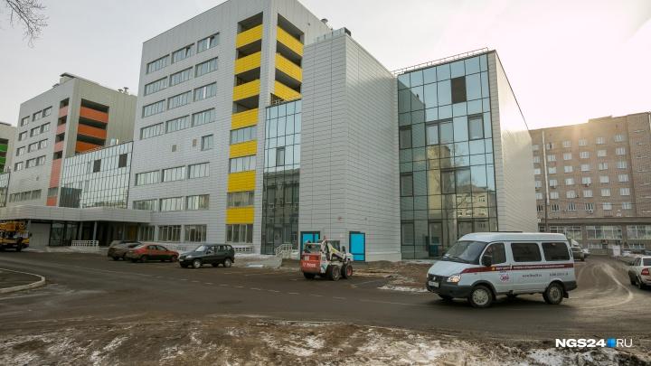 Мэрия требует с «Сибиряка» 9 миллионов за просроченный ремонт краевой больницы