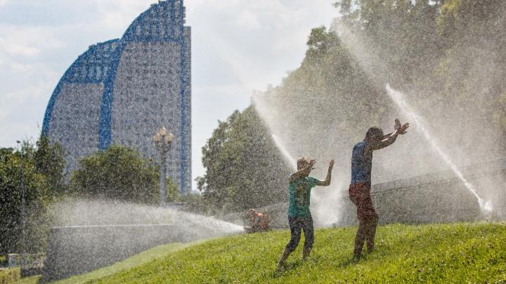 Волгоград до выходных отдохнет от изнуряющей жары