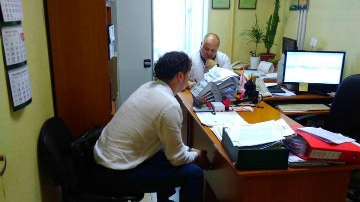 В Ярославской области бывшие супруги, которые делят ребёнка, встретились в суде