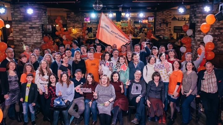 24 команды из Екатеринбурга сразились в «Мозгобойню» в честь дня рождения E1.RU