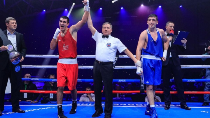 Молодой полицейский из Красноярского края стал чемпионом России по боксу