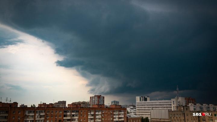Доставайте зонты: какая погода ждет ростовчан на выходных