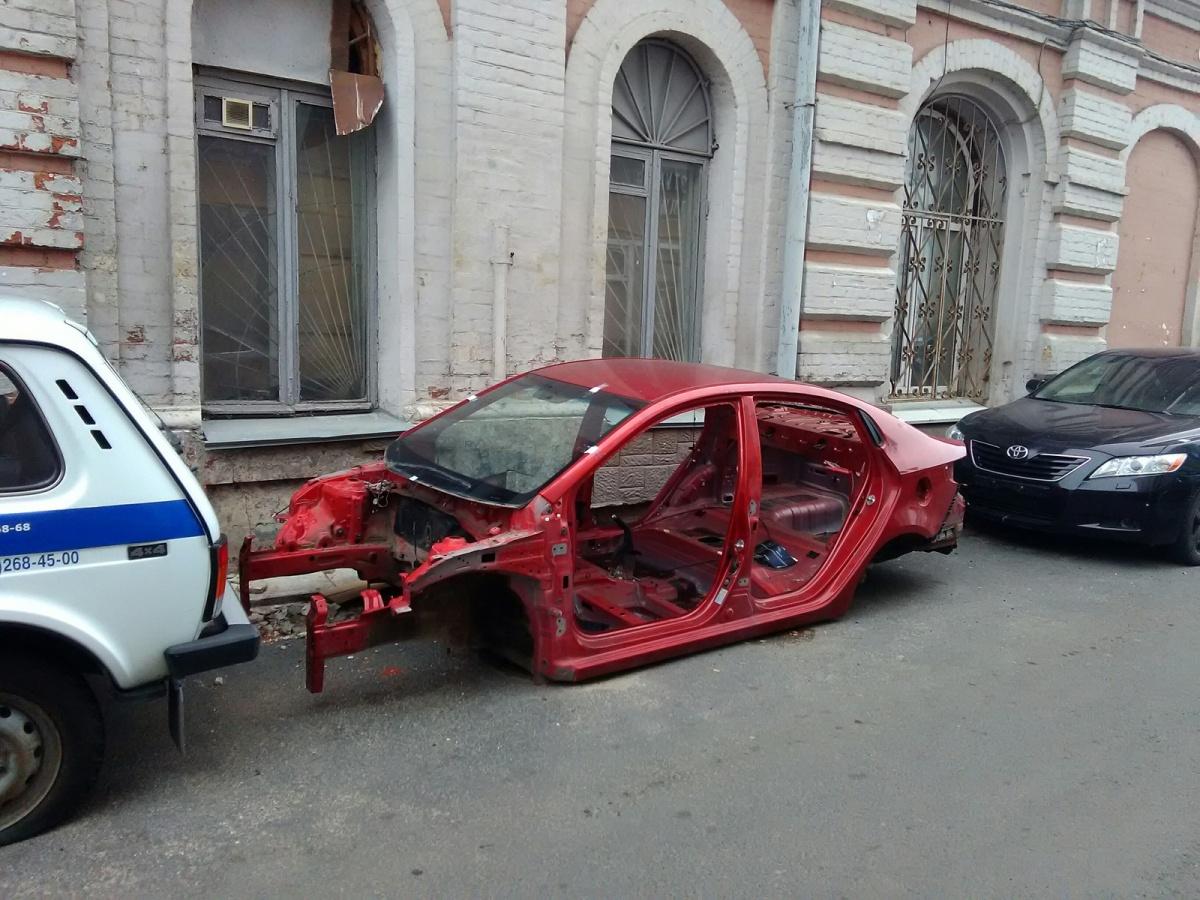 Владелец может быть спокоен: автомобиль угону не подлежит
