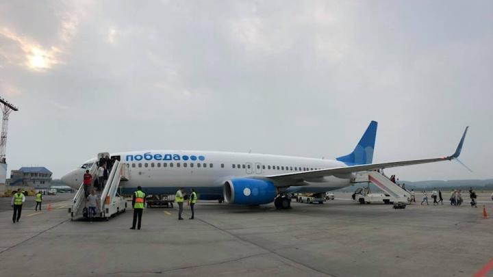 Пассажирка «Победы» заявила о неисправности самолета, подслушав обрывки разговора пилотов