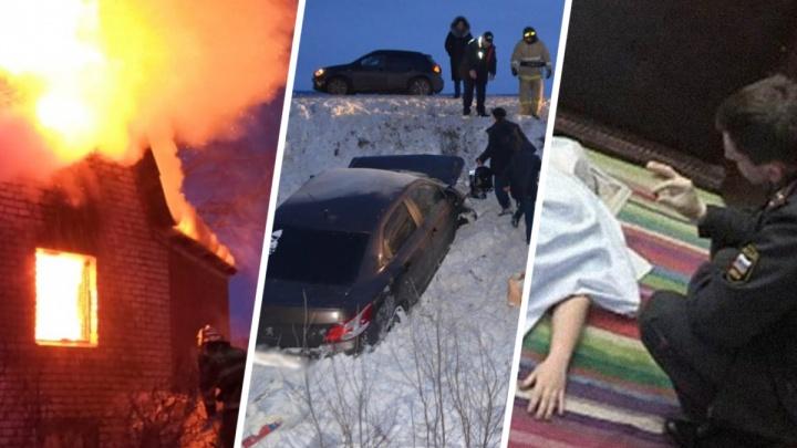 Больше убийств, меньше пожаров: как прошли новогодние выходные 2020 в Башкирии