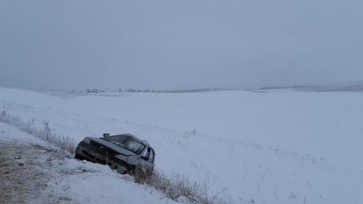В МВД назвали причину смертельного ДТП с «Рено» и грузовиком под Самарой