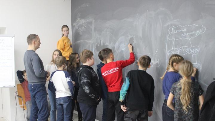 О них писал Forbes: новосибирская бизнес-школа для детей открыла новый набор учеников