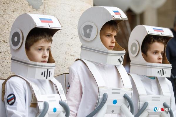 В выходные в Волгограде продолжат вспоминать героическое прошлое в советском космосе