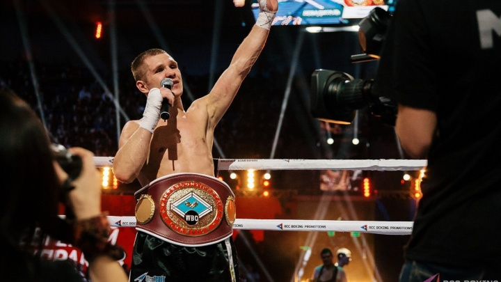 Екатеринбуржец Евгений Чупраков сразится за титул чемпиона мира WBO по боксу в Японии