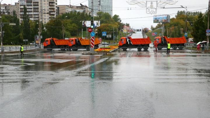 В Перми на время марафона перекроют центр города. Публикуем список улиц и карту