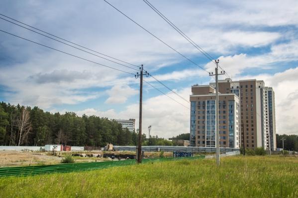 Ростехнадзор обеспокоен строительством жилых домов в непосредственной близости от Новосибирской ГЭС