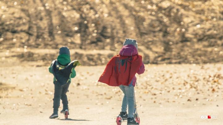 В Самарской области 15% детей страдают от аллергии и 5% — от бронхиальной астмы