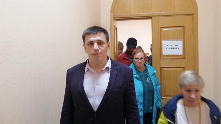 «Если не посадят, поеду на Шиес»: прошло первое заседание по уголовному делу за участие в митингах