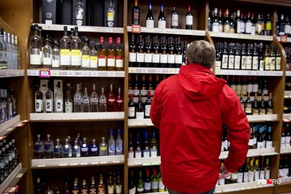 Магазин просто продавал алкоголь после 23 часов, когда это запрещено