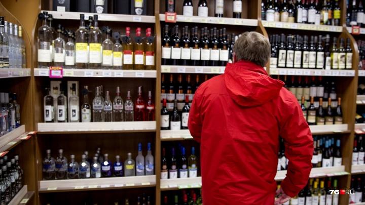 «Это не буфет»: алкомаркет в Ярославле оштрафовали за отсутствие интерьера
