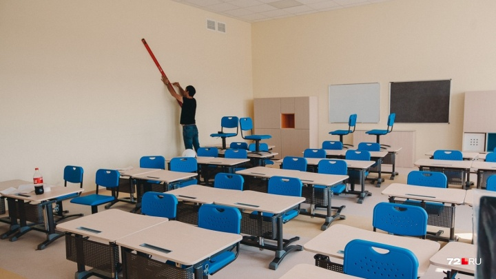 В районе ЖК «Ново-Патрушево» построят школу на 1200 мест