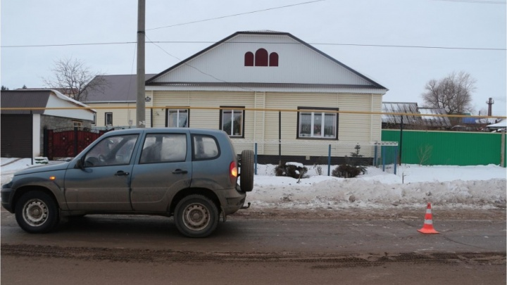 Житель Башкирии на Chevrolet Niva сбил второклассника