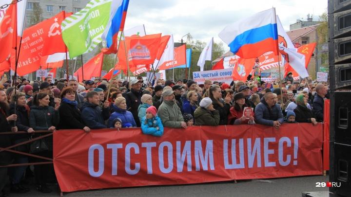 В Европейский суд передали второй пакет жалоб участников антимусорного митинга в Архангельске